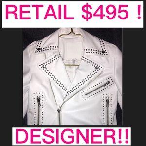 SALE🌺Leather Belle Verre xs NVR worn retail $495